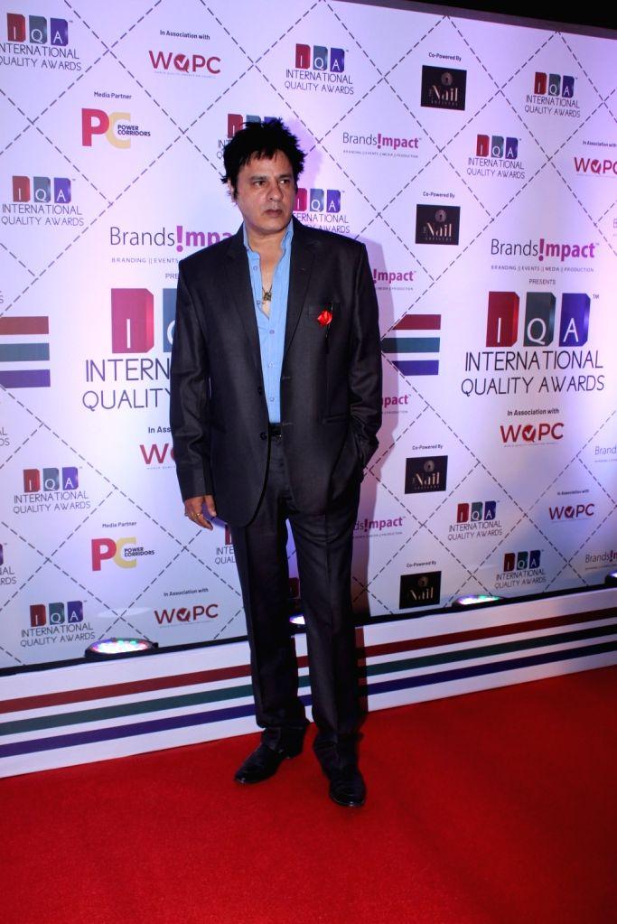 Actor Rahul Roy during 2019 International Quality Awards (IQA) in Mumbai, on March 15, 2019. - Rahul Roy