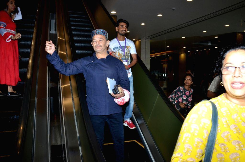 Actor Raj Zutshi arrives at CINTAA's ActFest in Mumbai, on Feb 16, 2019. - Raj Zutshi