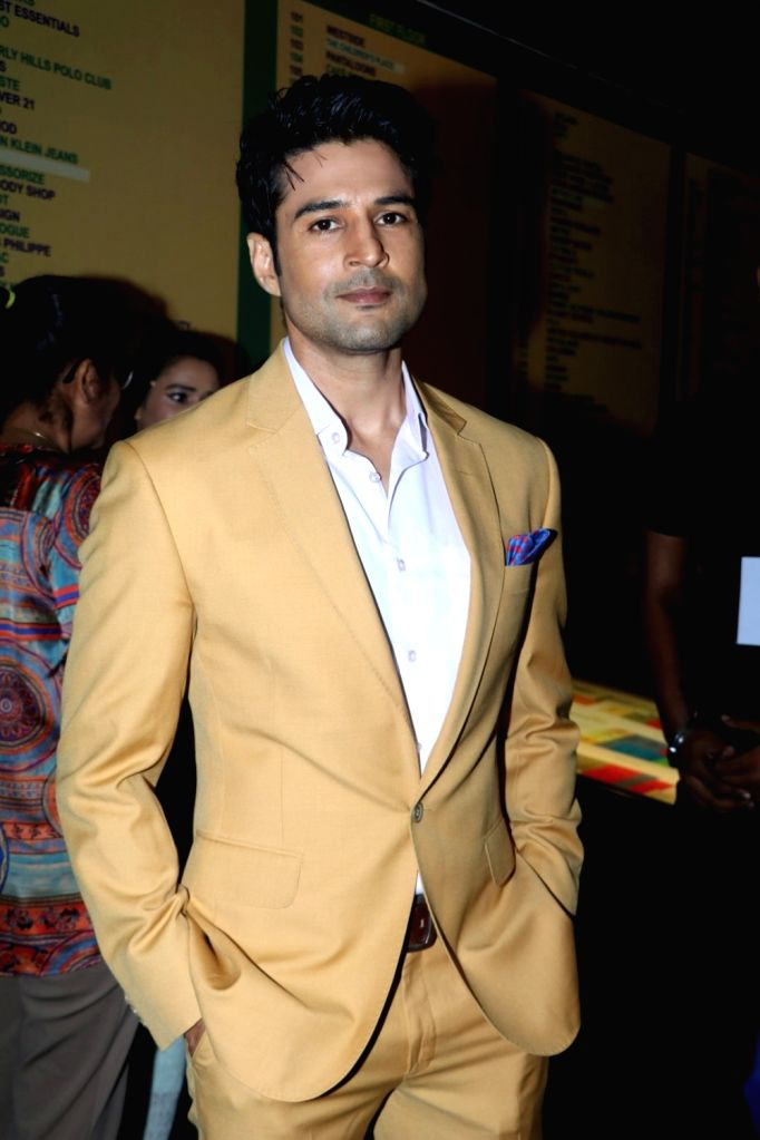 Actor Rajeev Khandelwal during the music launch of the film Fever, in Mumbai on June 24, 2016. - Rajeev Khandelwal