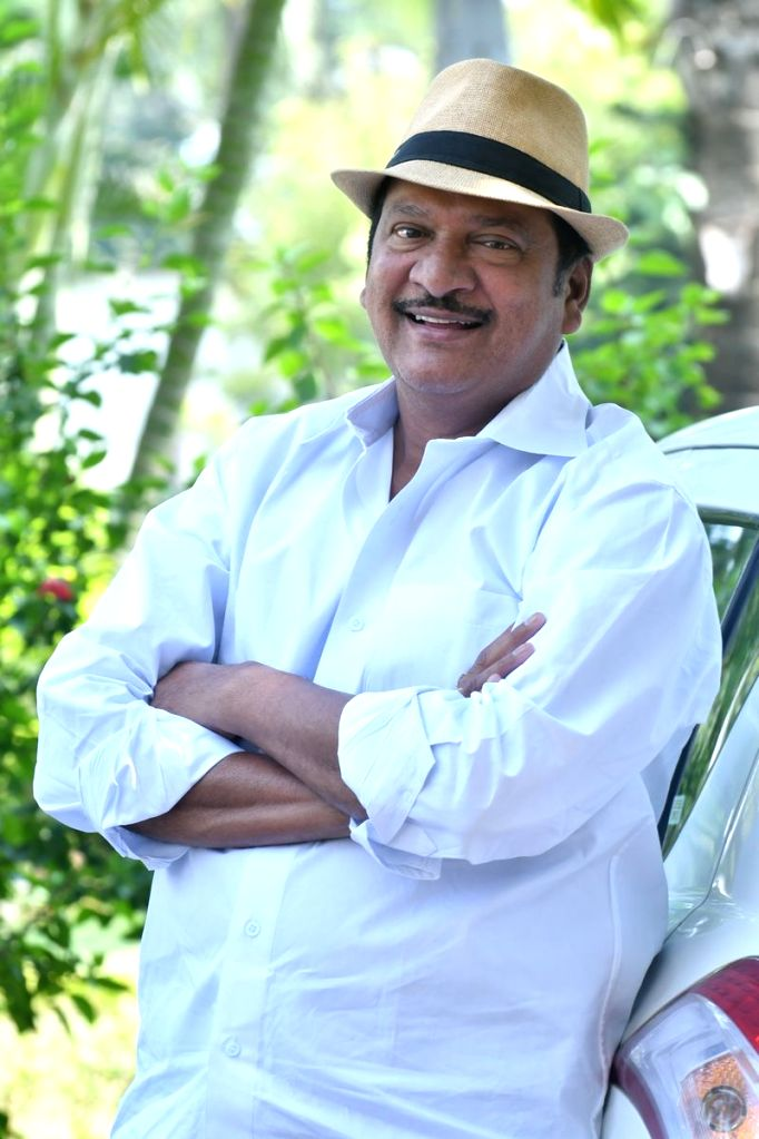 Actor Rajendra Prasad press conference - Rajendra Prasad
