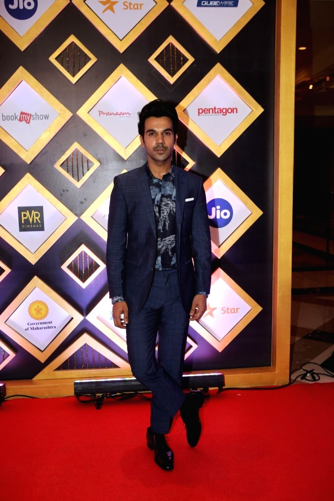 Actor Rajkummar Rao at the Jio MAMI 20th Mumbai Film Festival concluded in Mumbai on Nov 1, 2018. - Rajkummar Rao