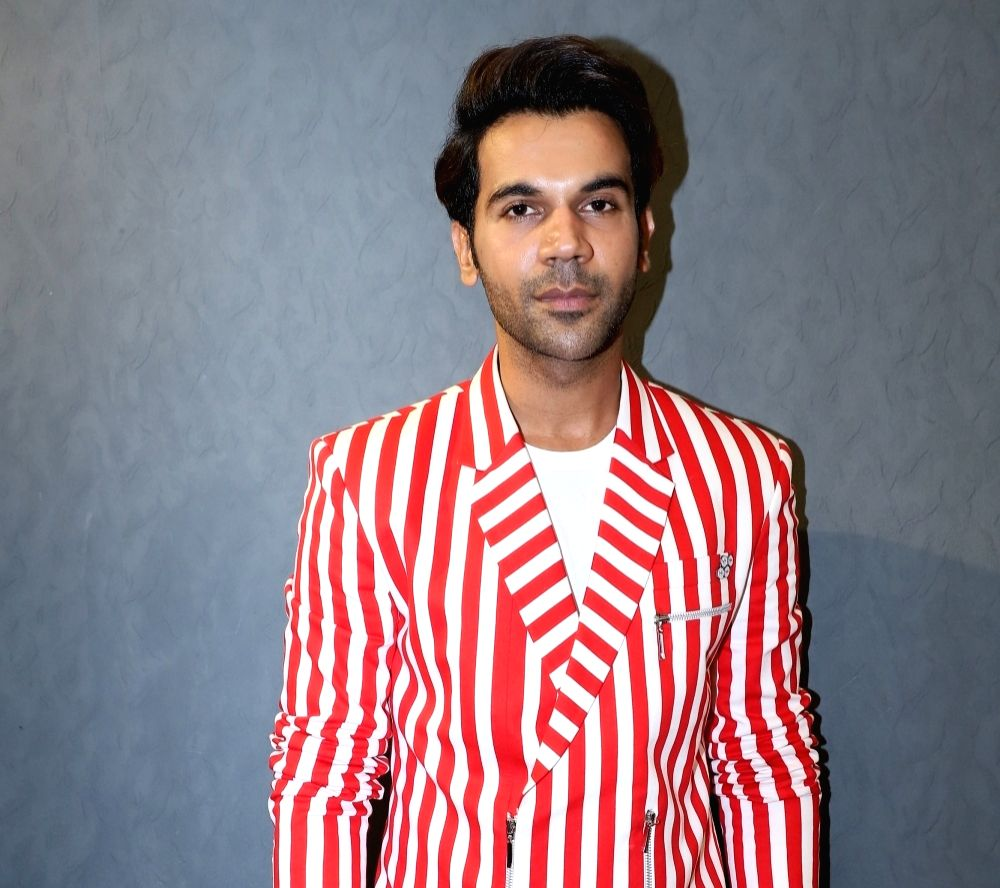 Actor Rajkummar Rao. (File Photo: IANS) - Rajkummar Rao