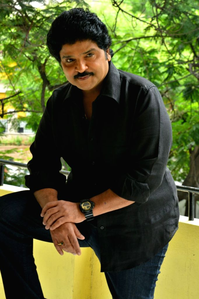 Actor Ramky during a interview in Hyderabad. - Ramky