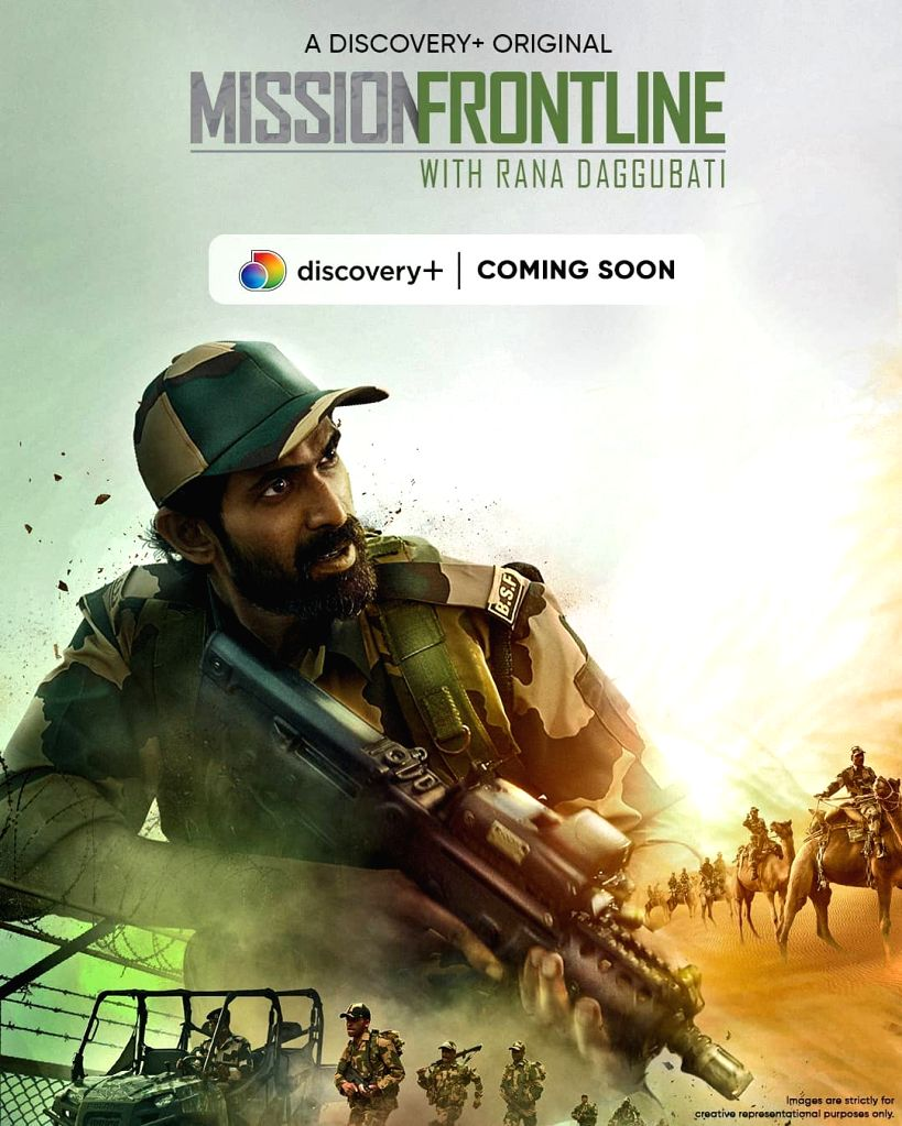 Actor Rana Daggubati says working on the documentary, Mission Frontline, has given him a perspective on what goes into guarding our frontiers. The upcoming documentary highlights the life of jawans of the Border Security Force - Rana Daggubati