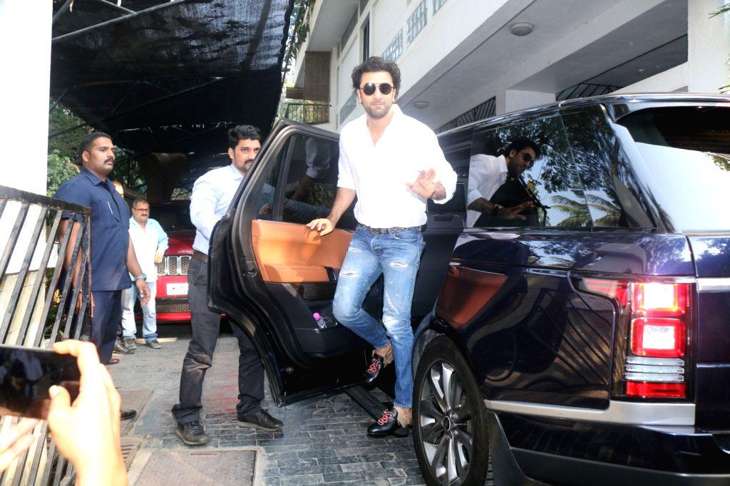 Actor Ranbir Kapoor. (File Photo: IANS) - Ranbir Kapoor