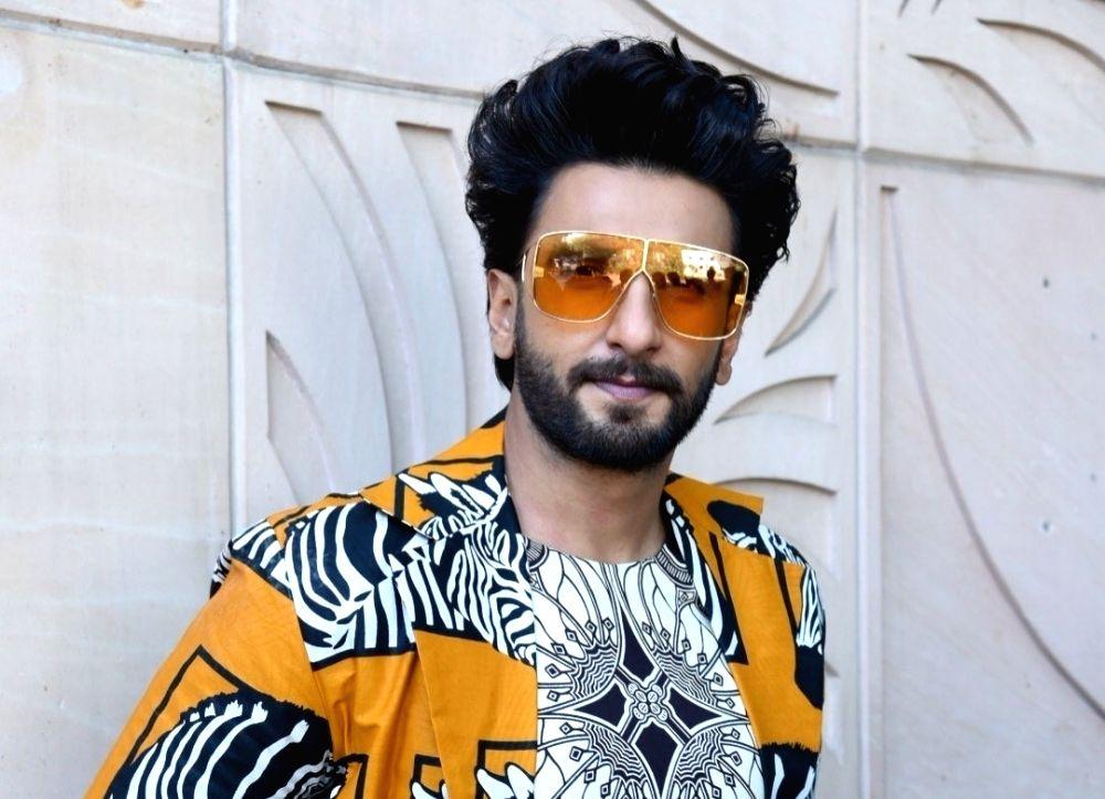 Actor Ranveer Singh. (File Photo: IANS) - Ranveer Singh