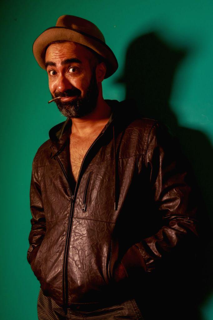 :Actor Ranvir Shorey..