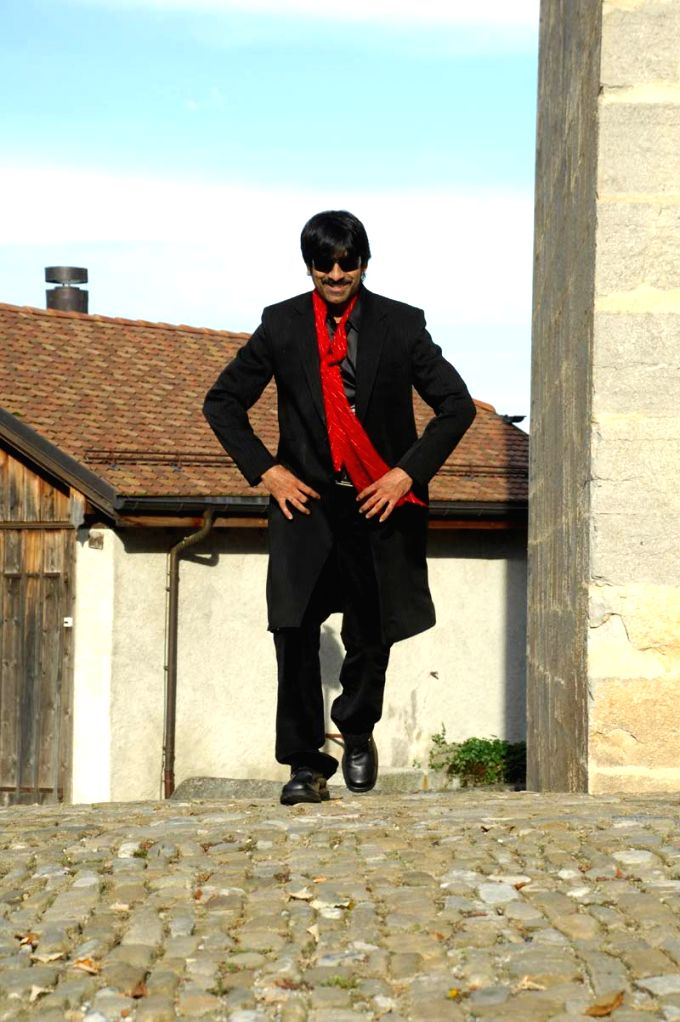 Actor Ravi Teja. (File Photo: IANS) - Ravi Teja