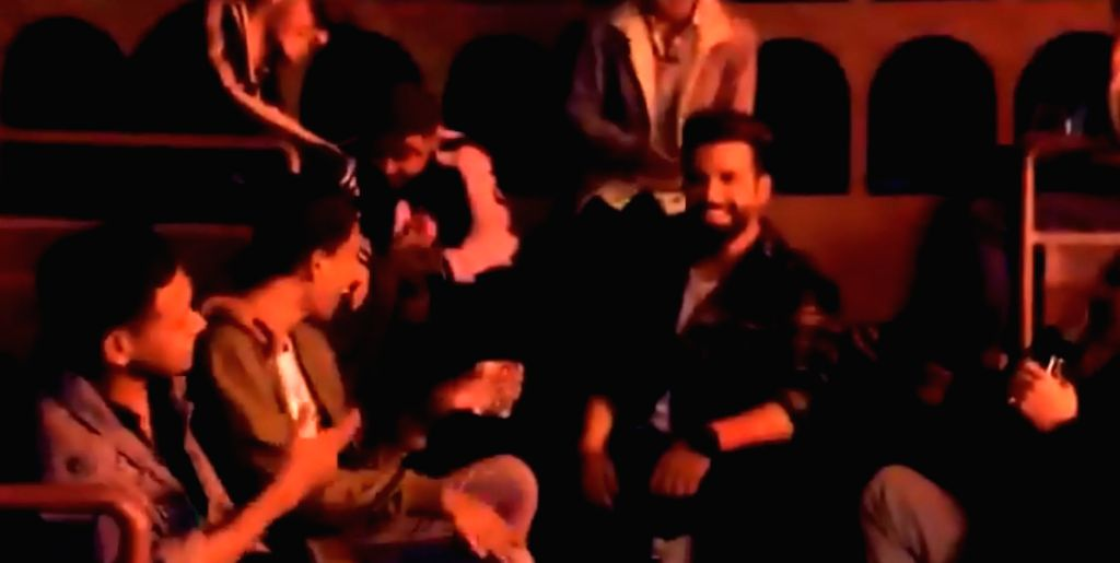 Actor Rithvik Dhanjani, who is also a show host and dancer, features in the cover video of the classic Juggy D track, Mere dil vich hum tum - Rithvik Dhanjani