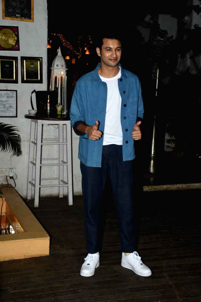 """Actor Rohit Saraf at the wrap-up party of his upcoming film """"The Sky Is Pink"""", in Mumbai on June 11, 2019. - Rohit Saraf"""