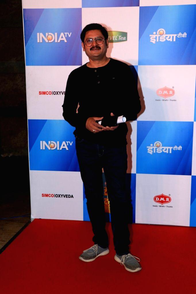 Actor Rohitash Gaud at India Today Conclave in Mumbai, on Feb 2, 2019. - Rohitash Gaud