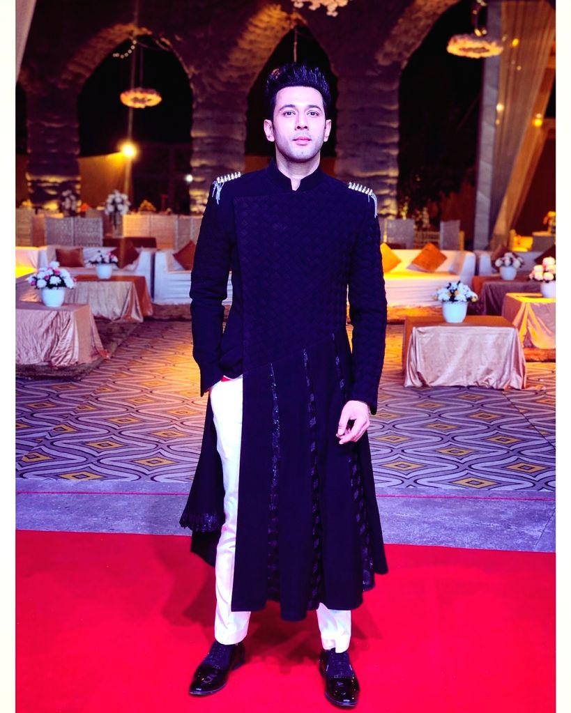 Actor Sahil Anand. - Sahil Anand