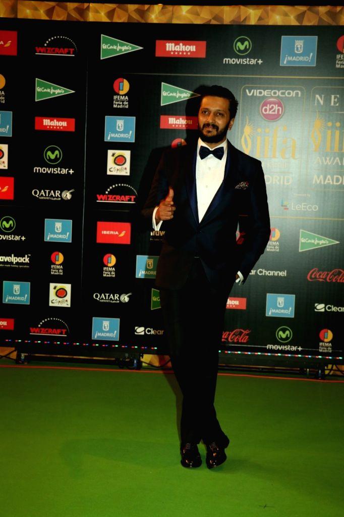 Actor Salman Khan during IIFA Awards in Madrid on June 26, 2016. - Salman Khan