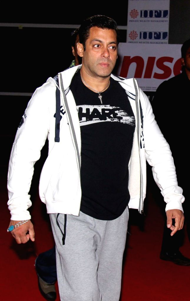 : Actor Salman Khan. (File Photo: IANS).