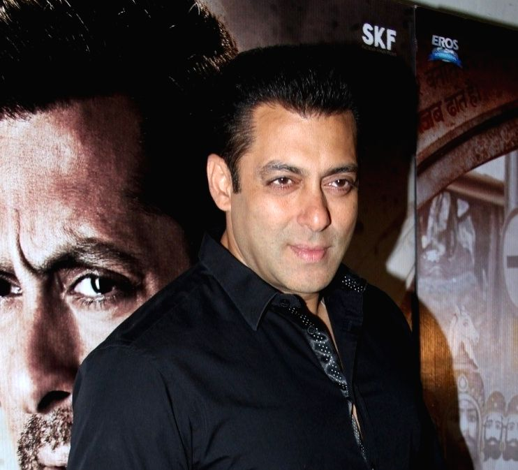 Actor Salman Khan. (File Photo: IANS) - Salman Khan