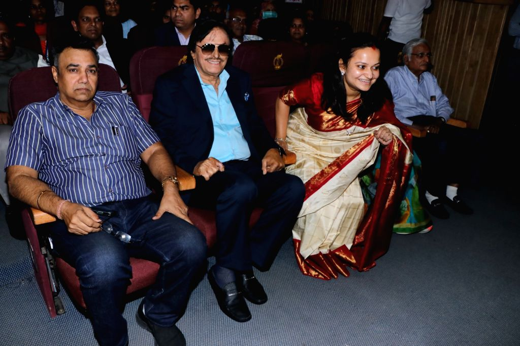Actor Sanjay Khan at the launch of Ambagopal Foundation Cancer Initiative on the occasion of World Cancer Day, in Mumbai on Feb 4, 2020. - Sanjay Khan