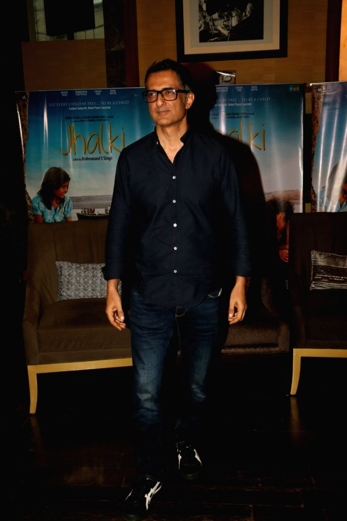 "Actor Sanjay Suri during the screening of film ""Jhalki"" in Mumbai on Sep 7, 2019. - Sanjay Suri"