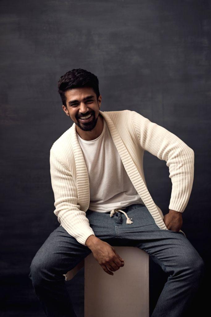 Actor Saqib Saleem. - Saqib Saleem