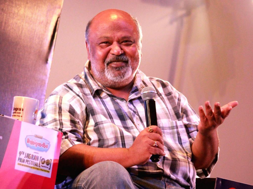 Actor Saurabh Shukla during 9th Jagran Film Festival in New Delhi on June 30, 2018. - Saurabh Shukla