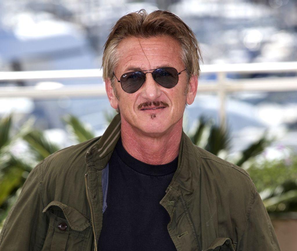 Actor Sean Penn. - Sean Penn