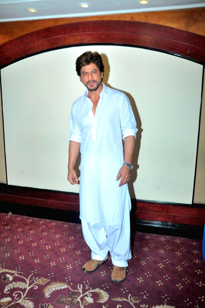 Actor Shah Rukh Khan. - Shah Rukh Khan