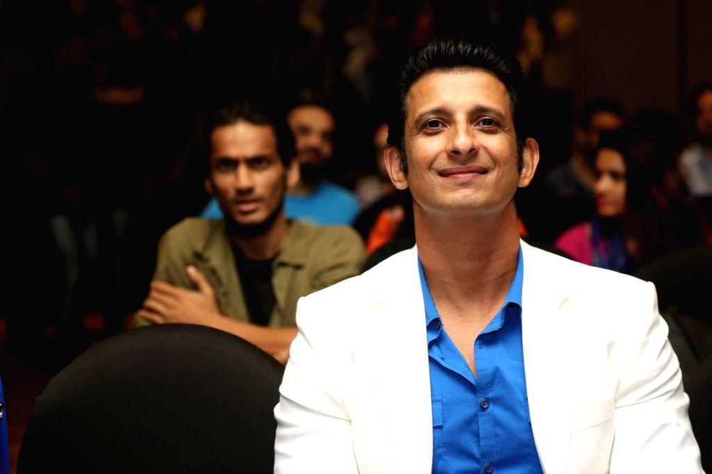 Actor Sharman Joshi during the release of song Tu Zaroorat Nahi Tu Zaroori Hai from film Fuddu in Mumbai on Sep 20, 2016. - Sharman Joshi
