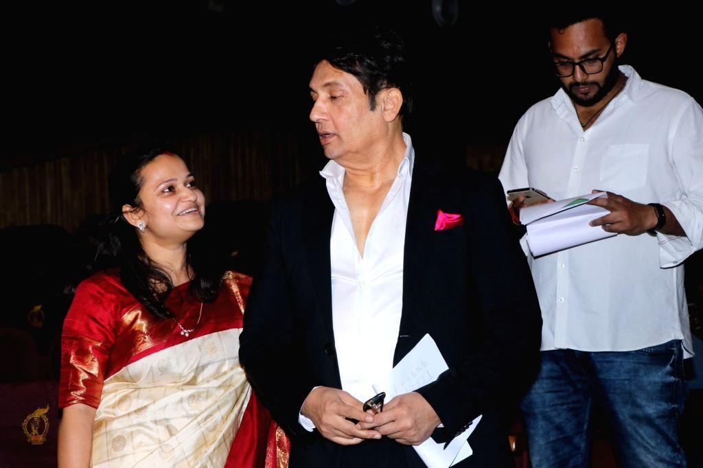 Actor Shekhar Suman at the launch of Ambagopal Foundation Cancer Initiative on the occasion of World Cancer Day, in Mumbai on Feb 4, 2020. - Shekhar Suman