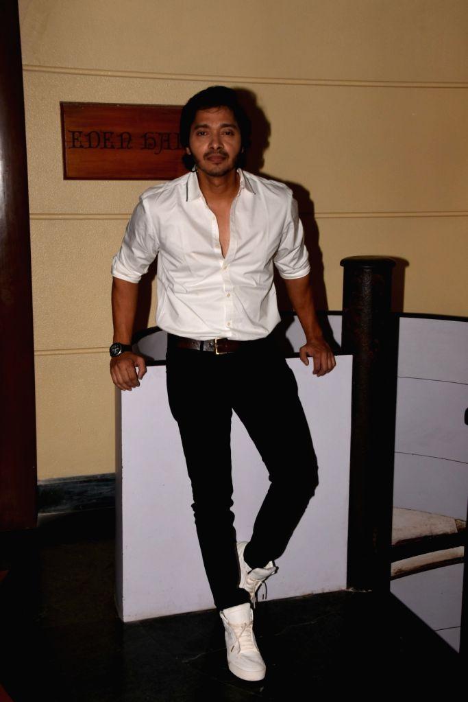 "Actor Shreyas Talpade at the trailer launch of his upcoming film ""Setters"" in Mumbai, on April 11, 2019. - Shreyas Talpade"