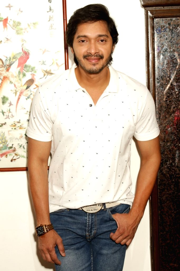 "Actor Shreyas Talpade during a press conference to promote his film ""Setters"" in New Delhi, on 25 April, 2019. - Shreyas Talpade"