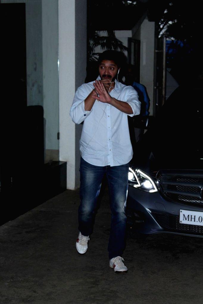 "Actor Shreyas Talpade during the special screening of short film ""The Dark Brew"" in Mumbai on Aug 16, 2017. - Shreyas Talpade"