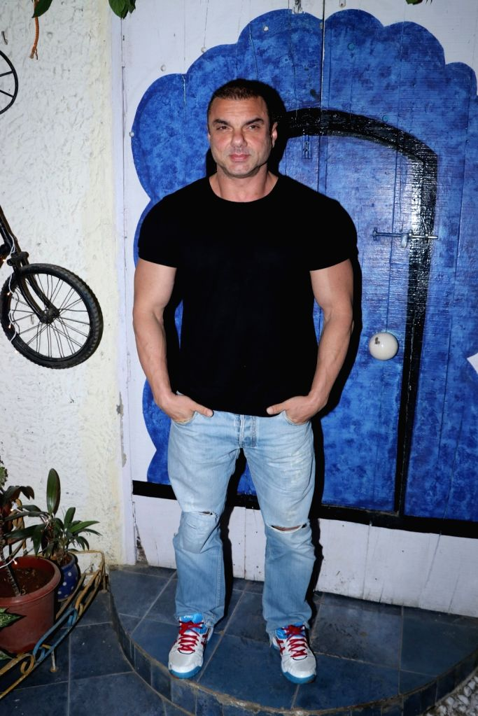 """Actor Sohail Khan at the launch of the new season of reality television comedy show """"Comedy Circus"""", in Mumbai on Sept 15, 2018. - Sohail Khan"""