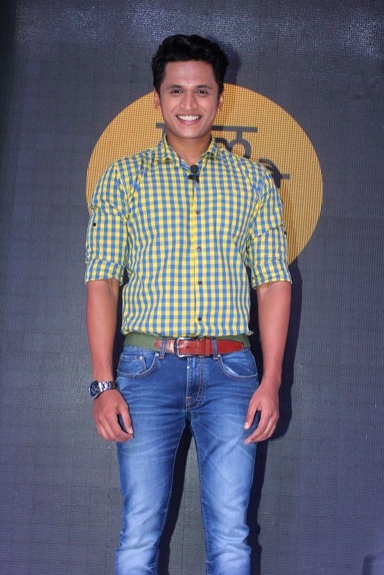 Actor Stavan Shinde during the launch of Zee Tv new show 'Dil Dhoondta Hai' in Mumbai on Sept 15, 2017. - Stavan Shinde