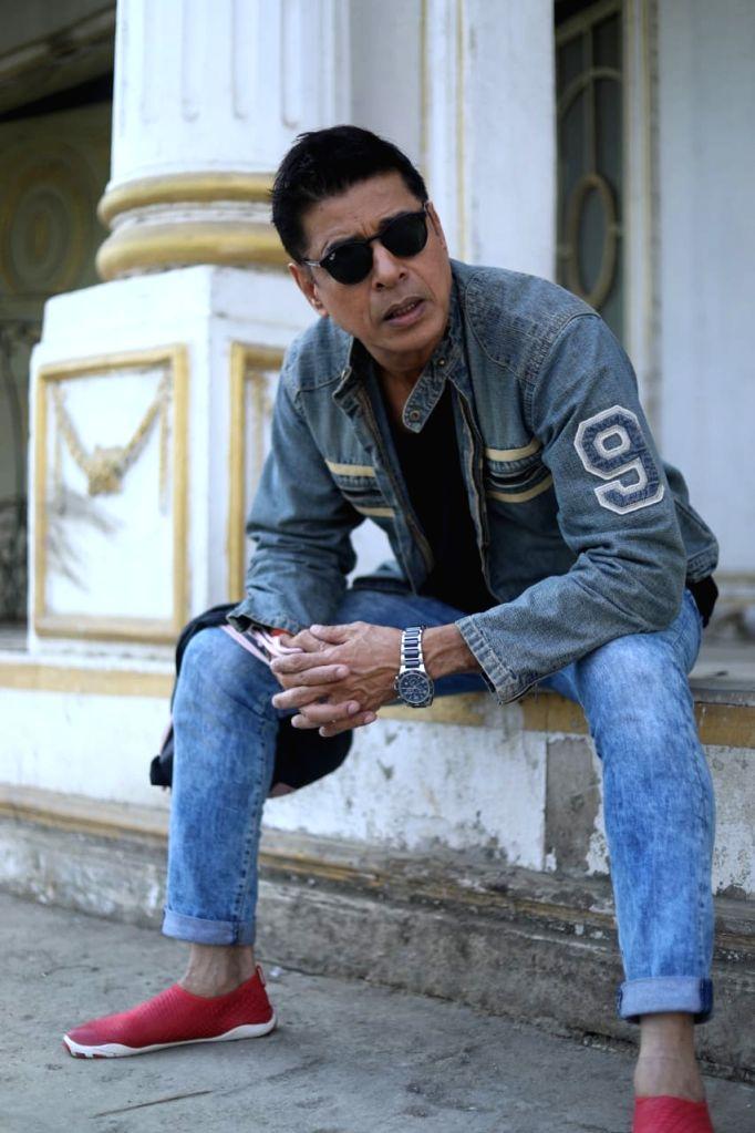 Actor Sudesh Berry. - Sudesh Berry