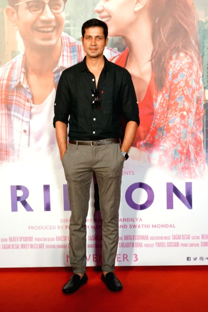 "Actor Sumeet Vyas during the trailer launch of film ""Ribbon"" in Mumbai on Oct 3, 2017. - Sumeet Vyas"