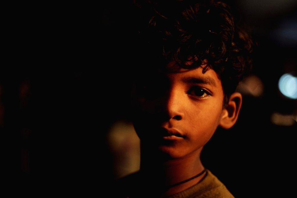 :Actor Sunny Pawar.