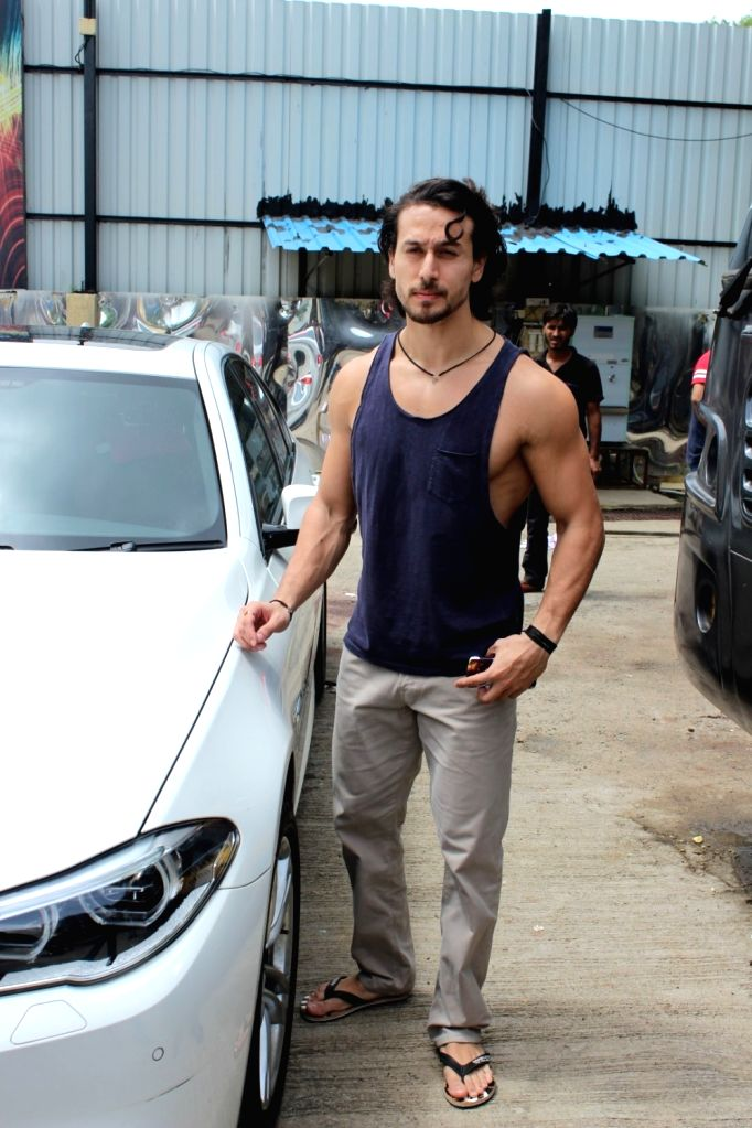 "Actor Tiger Shroff during the rehearsal of the upcoming ""Main Hoon Michael"" concert in Mumbai on July 6, 2017. - Tiger Shroff"