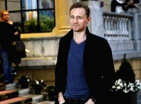 Actor Tom Hiddleston. - Tom Hiddleston