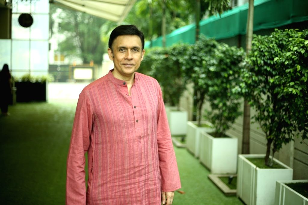 Actor Tushar Dalvi. - Tushar Dalvi