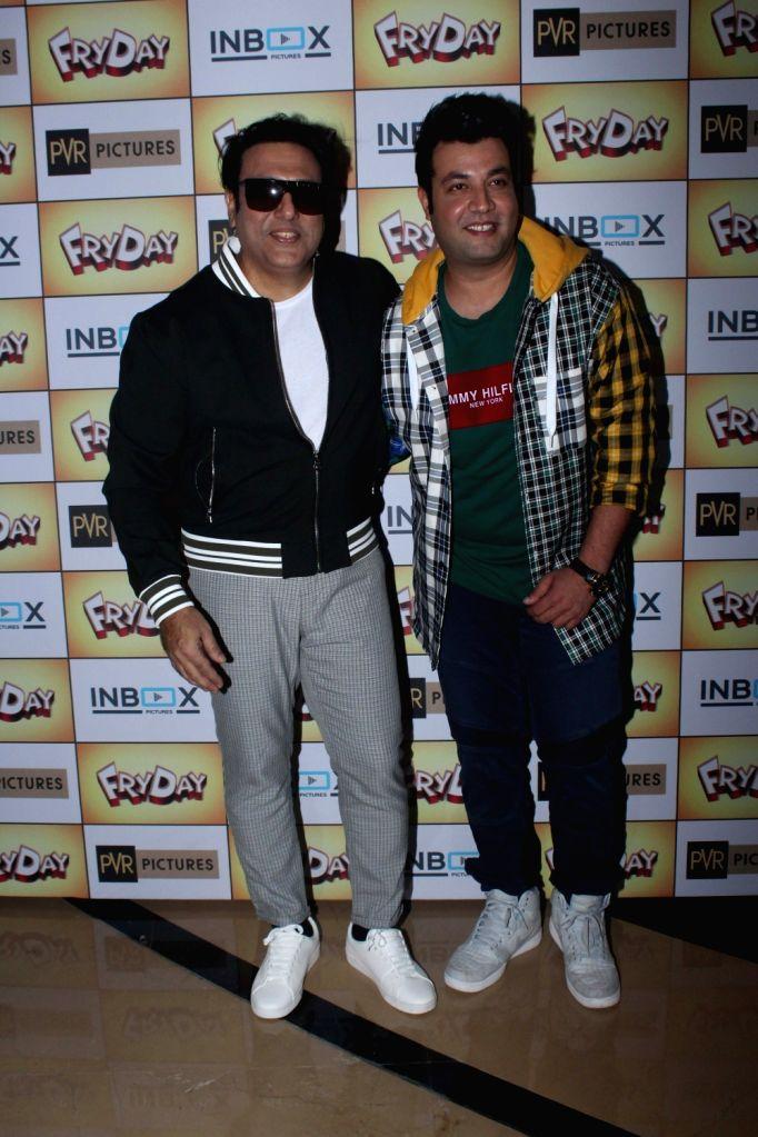 "Actor Varun Sharma during the trailer launch of his upcoming film ""FryDay"" in Mumbai on Sept 8, 2018. - Varun Sharma"