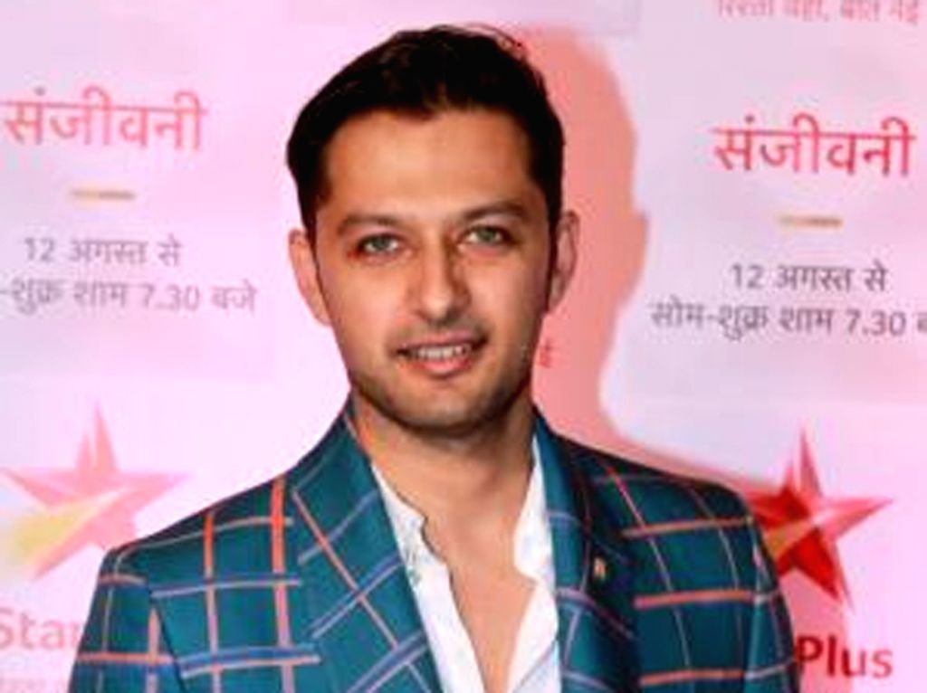 Actor Vatsal Sheth. - Vatsal Sheth