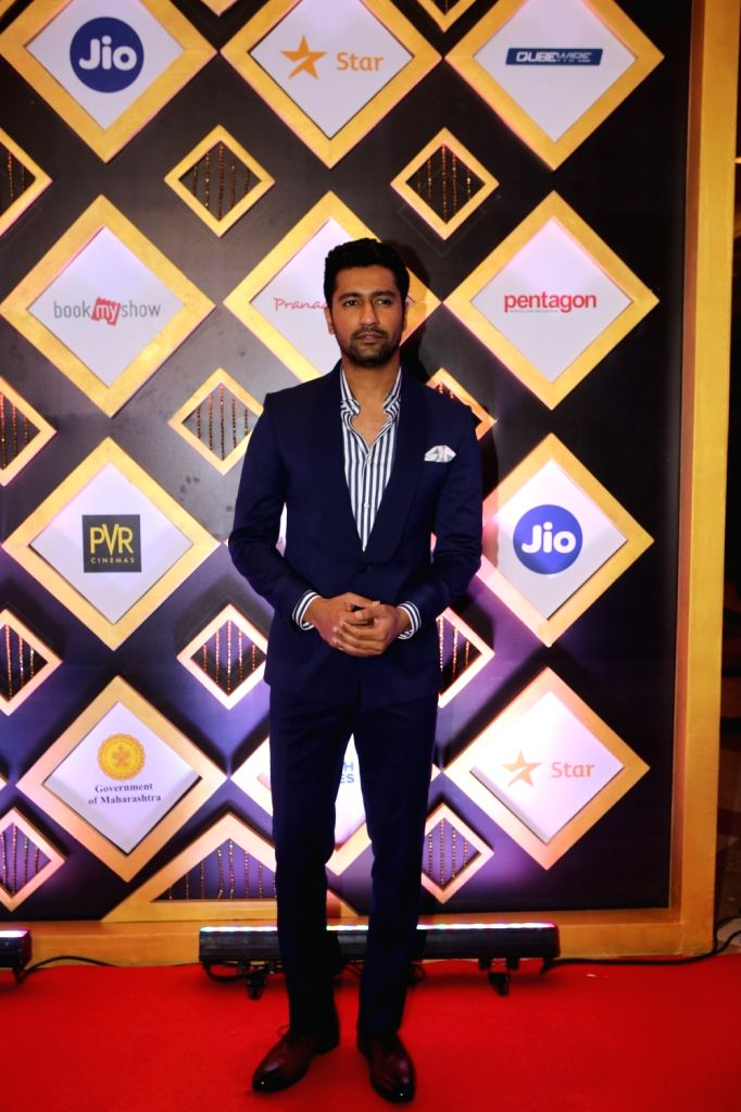 Actor Vicky Kaushal at the Jio MAMI 20th Mumbai Film Festival concluded in Mumbai on Nov 1, 2018. - Vicky Kaushal