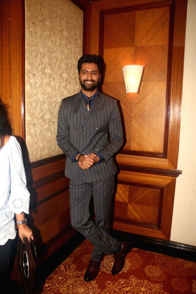 Actor Vicky Kaushal during the NBT Utsav Awards 2019, Mumbai on July 27, 2019. - Vicky Kaushal