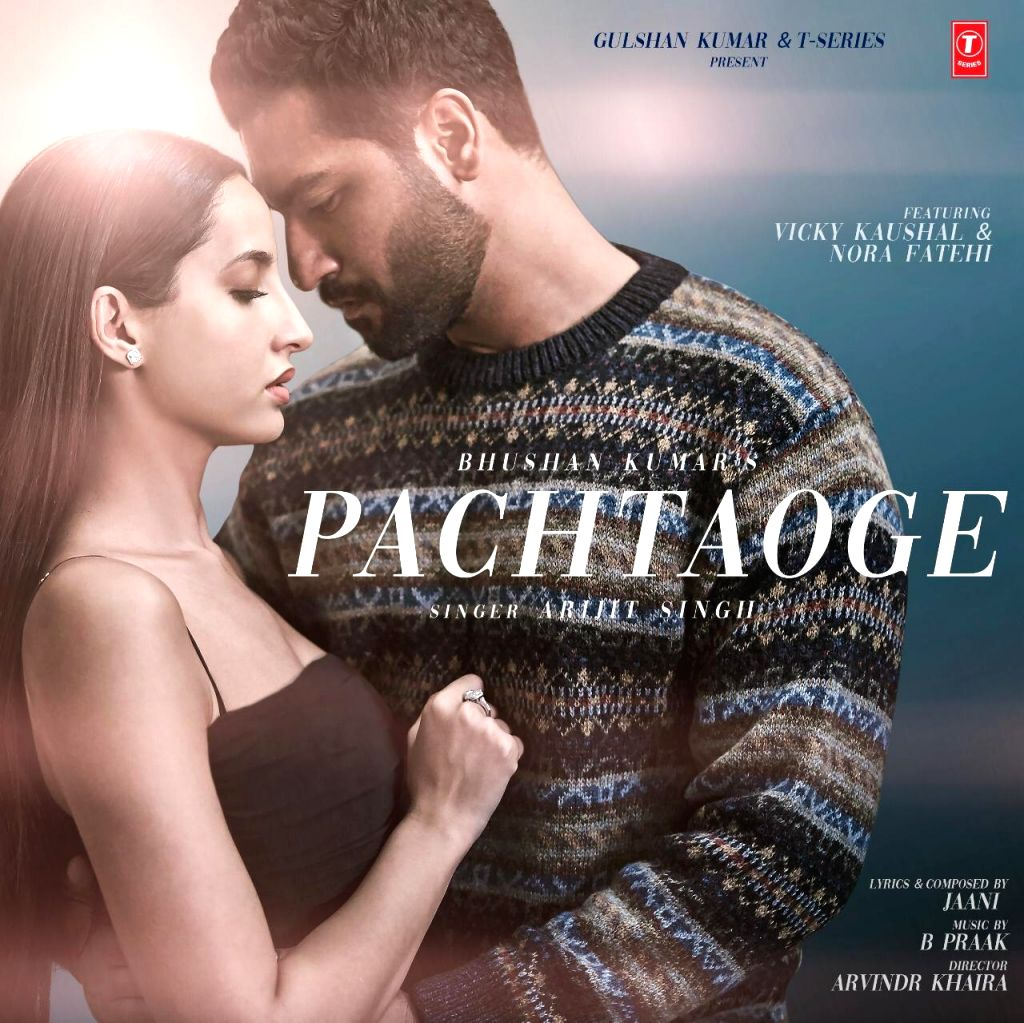 "Actor Vicky Kaushal, who appreas in the music video of Arijit Singh's new non-film single, ""Pachtaaogay"", says that, unlike in the video, he has never had any sort of drama in his real-life relationship where he had to suffer. - Vicky Kaushal and Arijit Singh"
