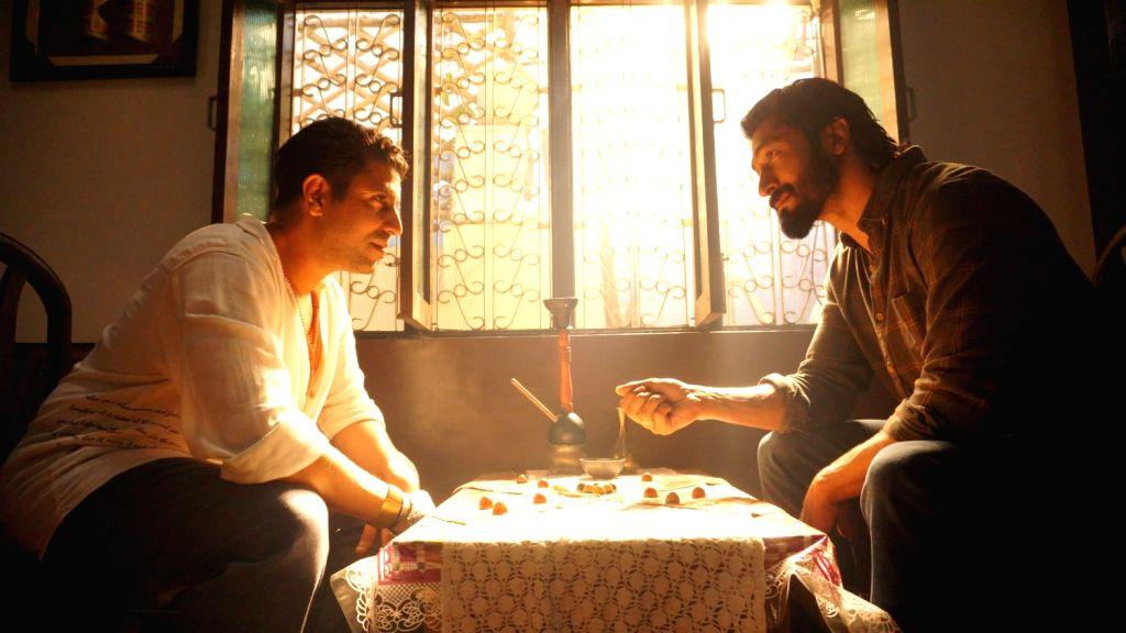 Actor Vidyut Jammwal's 'Khuda Haafiz Chapter II - Agni Pariksha' shoot in Lucknow has been completed. - Vidyut Jammwa