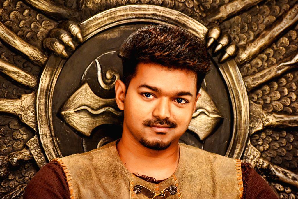 Actor Vijay - Vijay