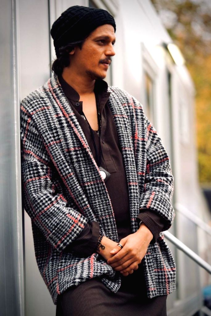 Actor Vijay Varma. - Vijay Varma