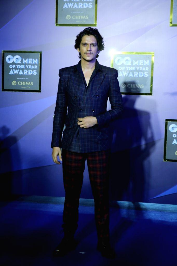 "Actor Vijay Verma at the ""GQ Men of the Year Awards 2019"" in Mumbai on Sep 28, 2019. - Vijay Verma"
