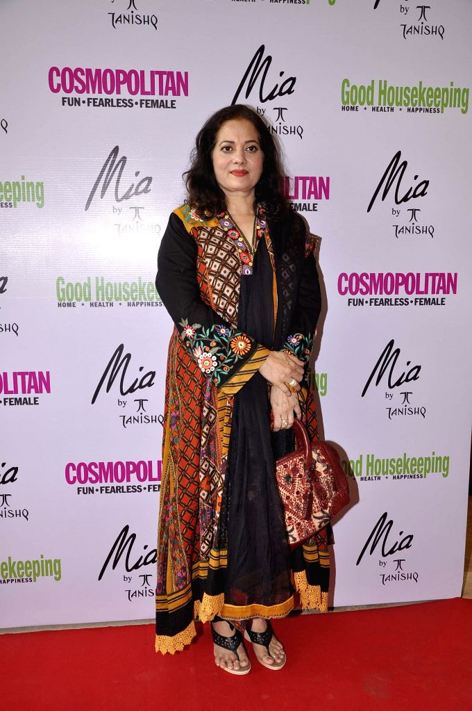 Actor Vijeyta Pandit during the launch of Mia jewellery in association with Good House Keeping and Cosmo in Mumbai on June 28, 2014. - Vijeyta Pandit