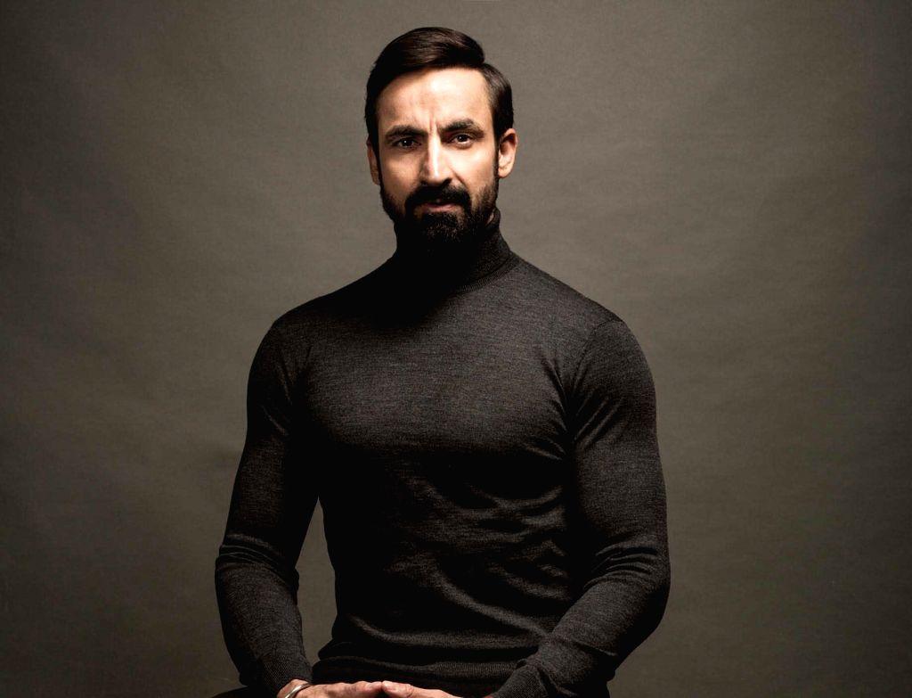 Actor Vikramjeet Virk. - Vikramjeet Virk