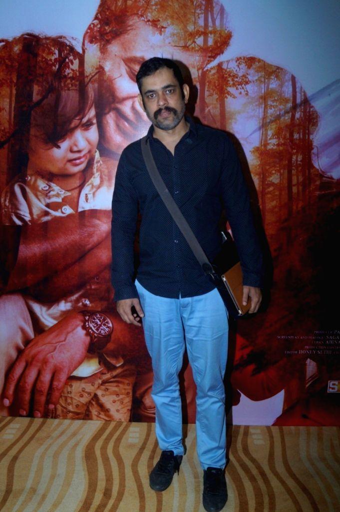 Actor Vineet Sharma during the music launch of film My Father Iqbal in Mumbai, on August 6, 2016. - Vineet Sharma